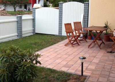 Vrtna ograja 1