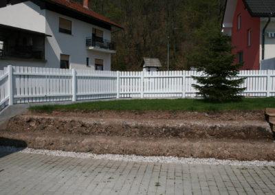 Vrtna ograja 11
