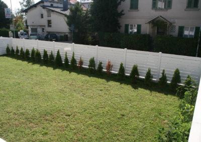 Vrtna ograja 17
